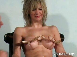 Espalda - sexy tortura diabólica sexso casero real