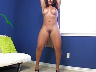 SB-18 de enero de 2017-Sierra Circus en moda sexy tacones videos sexo amateur real metálicos