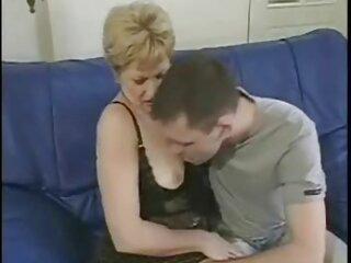 Dependiente porno casero real en vivo