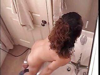 Abigail Dupree, entrenamiento trios amateur reales perfecto, esclava.