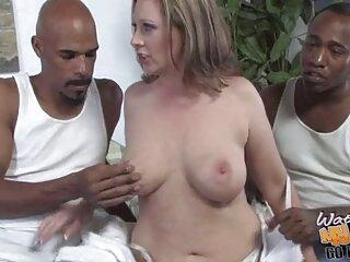 Juego de miedo: video porno real casero BDSM, London River-bondage, tortura